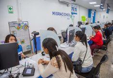Migraciones: más de 54 mil ciudadanos venezolanos no han concluido su trámite para el PTP