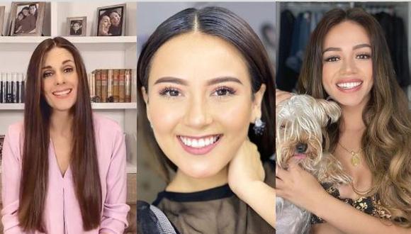 """Rebeca Escribens criticó a Amy Gutiérrez y Mayra Goñi: """"Es una pena que se peleen por tonterías""""  (Foto: Instagram)"""