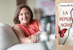 """Historiadora Carmen Mc Evoy: """"La hora actual demanda de una humanidad solidaria""""   ENTREVISTA"""