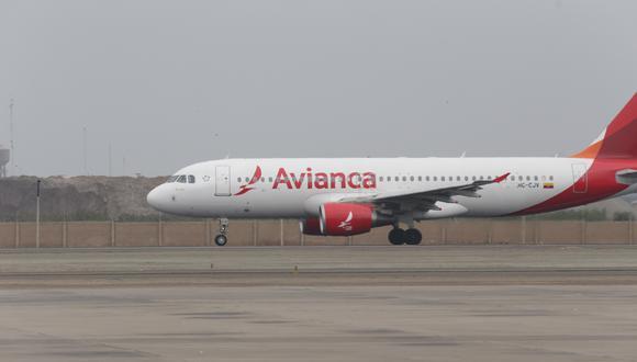 Avianca está buscando apoyo financiero de los gobiernos de los países en los que presta servicios esenciales. (Foto: GEC)