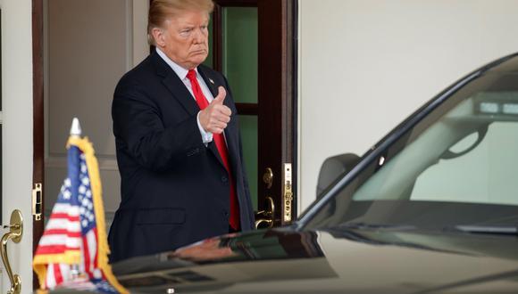 Trump ha mantenido una tensa relación con los líderes de ambos países, a los que ha criticado en repetidas ocasiones. (Foto: EFE)