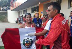 """Inés Melchor: """"Mi meta ahora es clasificar a la maratón de los Panamericanos"""""""
