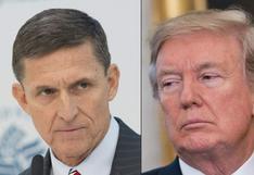Trump planea indultar a su exasesor de Seguridad Nacional Michael Flynn, según medios de Estados Unidos