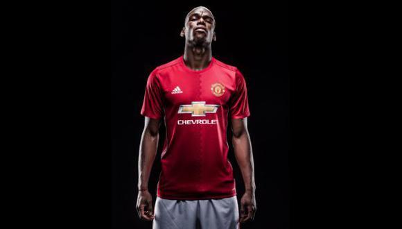 #POGBACK: Manchester United hizo tendencia por fichaje de Pogba