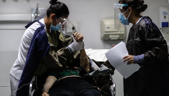 Coronavirus en Argentina | Últimas noticias | Último minuto: reporte de infectados y muertos hoy, martes 4 de mayo del 2021 | Covid-19 | (Foto: EFE).