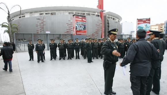 Perú-Chile: se pedirá entrada más DNI para ingresar al estadio