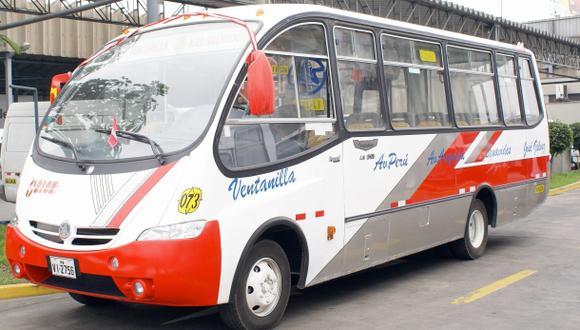 Orión y Pro Transporte enfrentados por uso de vías en Lima