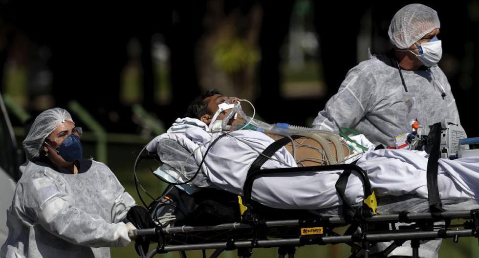 Coronavirus en Brasil | Últimas noticias | Último minuto: reporte de infectados y muertos por COVID-19 hoy, domingo 16 de mayo del 2021. (Foto: AP /Eraldo Peres)