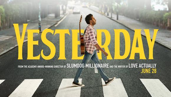 """""""Yesterday"""": fecha de estreno, tráiler, sinopsis, personajes y todo lo que se sabe (Foto: Universal Studios)"""
