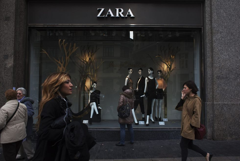 Amancio Ortega es fundador de Zara. (Reuters).
