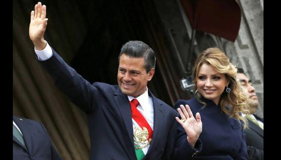 Peña Nieto tiene una lujosa mansión de 7 millones de dólares