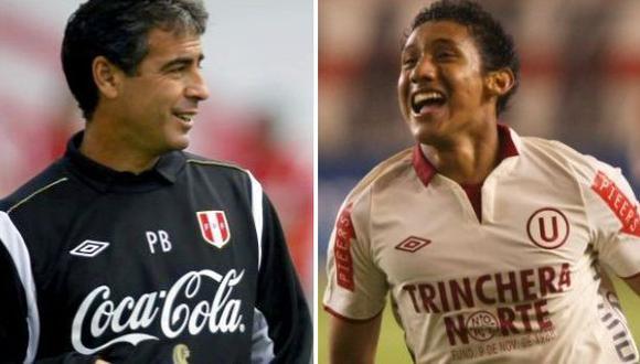 Pablo Bengoechea y su debilidad en Perú: Christofer Gonzales