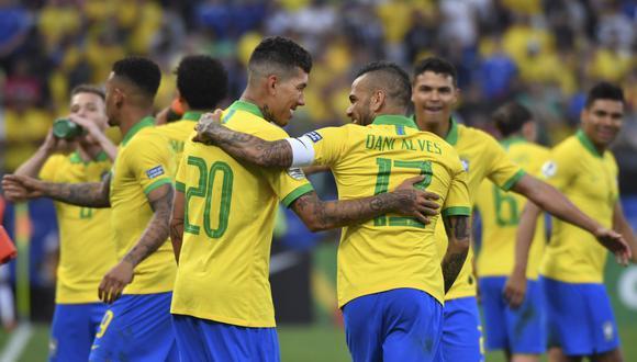 Brasil tendrá un duro desafío enfrentándose a Colombia por un amistoso FIFA. Conoce los horarios y canales de todos los partidos de hoy, viernes 6 de septiembre. (AFP)