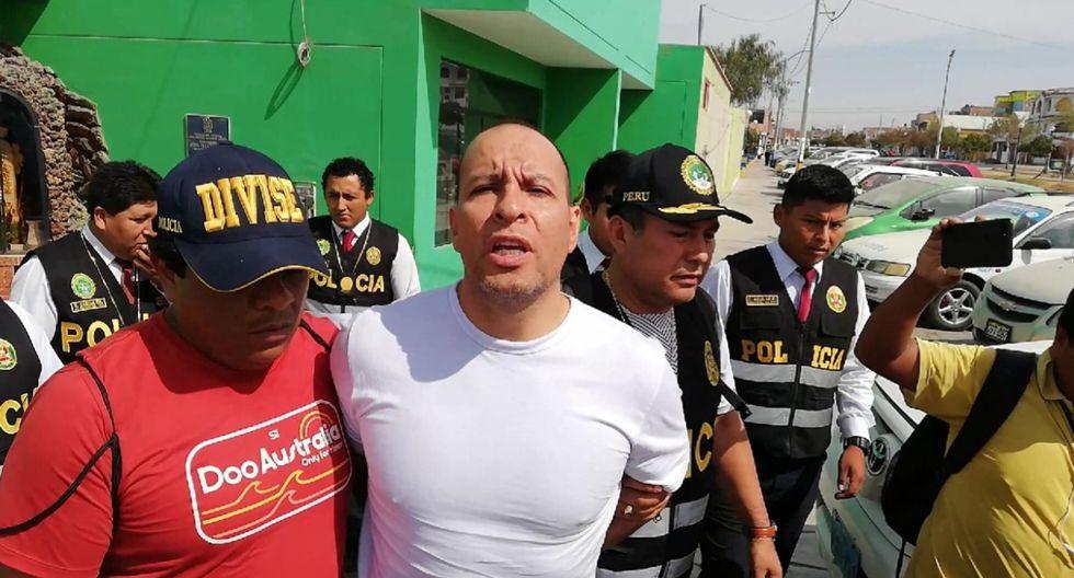 Se formalizó una nueva denuncia penal contra Adolfo Bazán por el presunto delito de tocamientos, actos de connotación sexual o actos libidinosos sin consentimiento en forma agravada. (Foto: GEC)