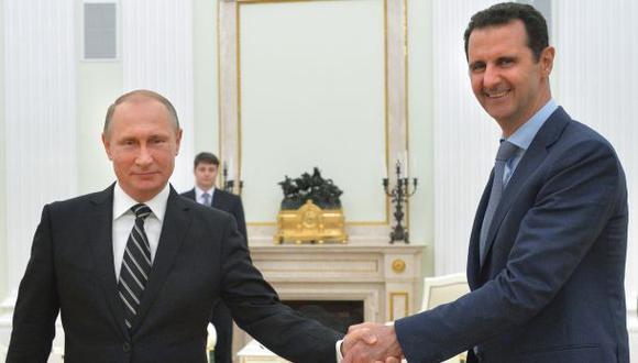 [BBC] Por qué la Siria de Al Asad es tan importante para Putin