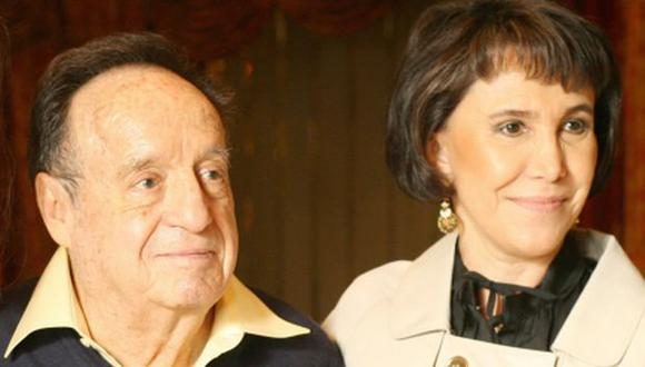 ¿Por qué Chespirito no tuvo hijos con Florinda Meza?