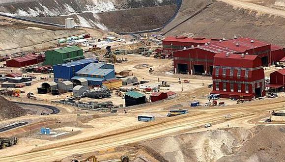 Producción de oro de minera Río Alto creció 27% hasta junio