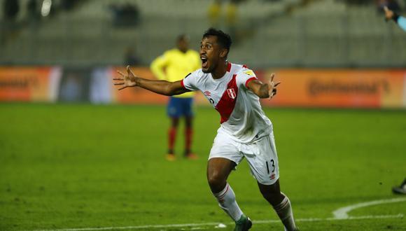 Renato Tapia ha jugado 53 partidos en la selección peruana y cuenta con siete años de experiencia en el fútbol europeo, y ahora defenderá al Celta de Vigo. (Foto: El Comercio)
