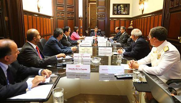 Presunto espionaje: Ollanta Humala encabezó Consejo de Estado