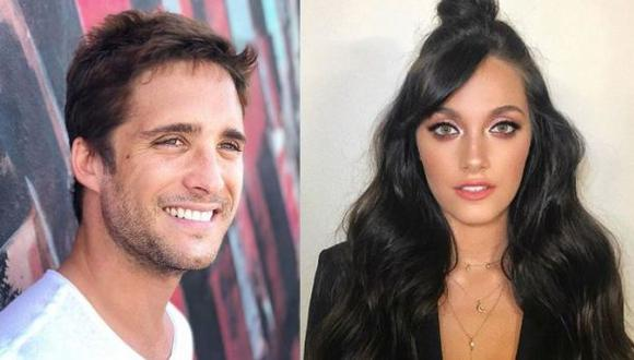 El actor mexicano no se resistió al elogio y dio Like a la modelo y cantante argentina.