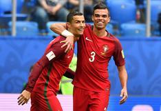 Portugal vs. Nueva Zelanda: Cristiano Ronaldo y un nuevo gol en Confederaciones
