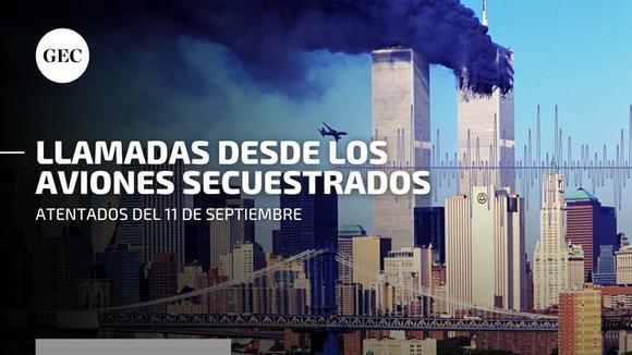 September 11, 2001 Attacks: Calls from hijacked planes