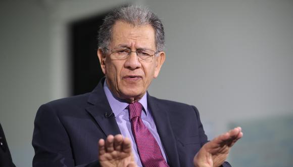 Óscar Urviola insistió que no se debe acudir a otras instancias fuera del JNE porque prolongaría la incertidumbre sobre la segunda vuelta. (Foto: Archivo GEC)