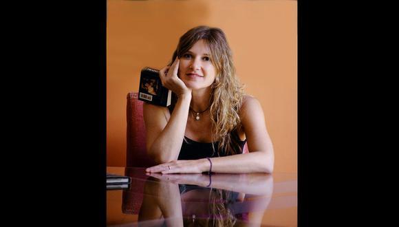 Andrea Jeftanovic Avdaloff es una de las ensayistas y narradoras chilenas más destacadas en la escena de  literatura de su país. [Foto: Archivo personal]