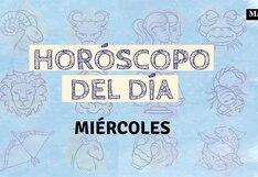Horóscopo de HOY miércoles 3 de junio de 2020: consulta aquí qué te deparan los astros