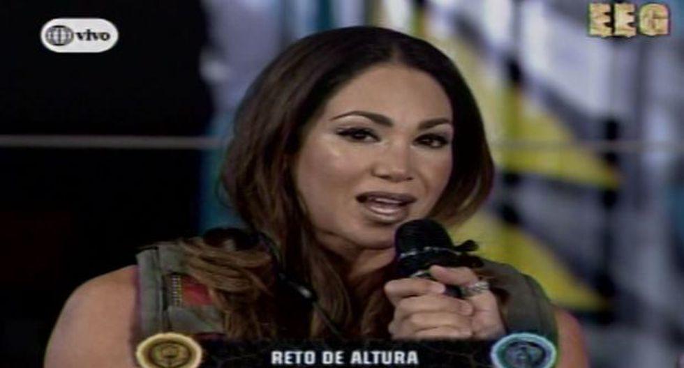 """""""Esto es guerra"""": ¿por qué Melissa Loza se alejó del programa?"""
