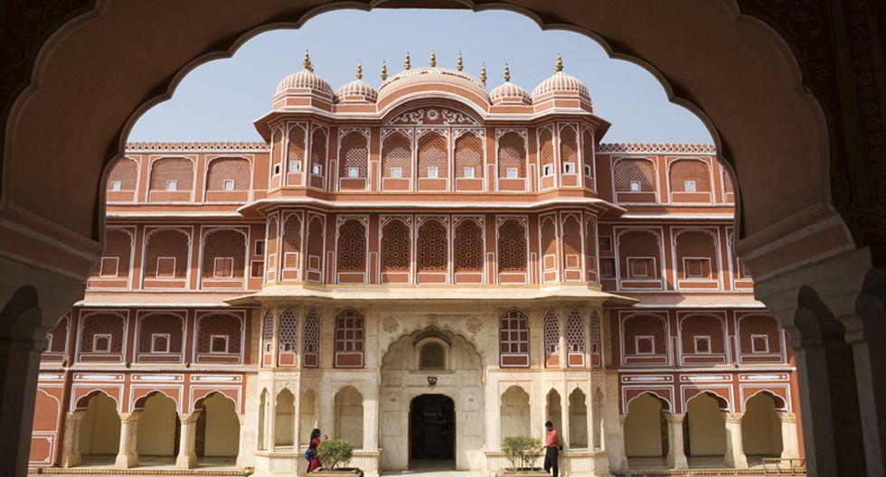 En la India se encuentra una hermosa ciudad de color rosa - 4