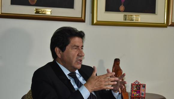 Decano del Colegio Médico del Perú dijo que es importante que los médicos se colegien. (Foto: Colegio Médico del Perú)