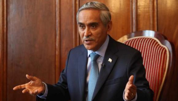 El presidente del Poder Judicial, Duberlí Rodríguez, respondió por la denuncia contra un secretario judicial que recibiría coimas para 'congelar' papeletas.