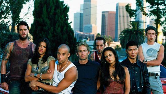 Han sido muchos los actores que han sido parte de la franquicia de Fast & The Furious (Foto: Universal Pictures)