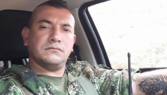 Manuel Grosso, uno de los colombianos que estaría involucrado en el asesinato del presidente de Haití Jovenel Moïse. (Redes sociales).