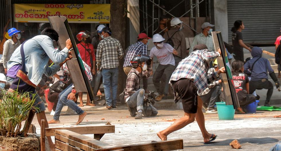 Myanmar's junta commits to ending violence against civilians