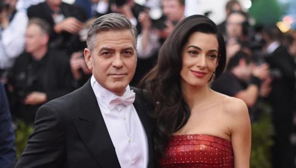 George Clooney molesta a vecinos por ruidosas obras en su casa