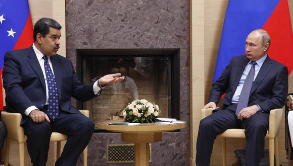 Rusia dice a Venezuela que debe pagar su deuda con Moscú a tiempo. Foto: Archivo de AFP
