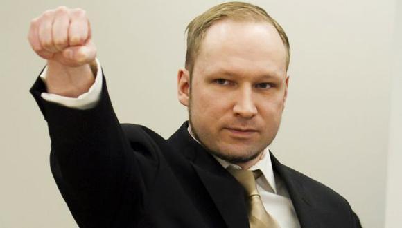 ¿Por qué el asesino Anders Breivik demanda a Noruega?