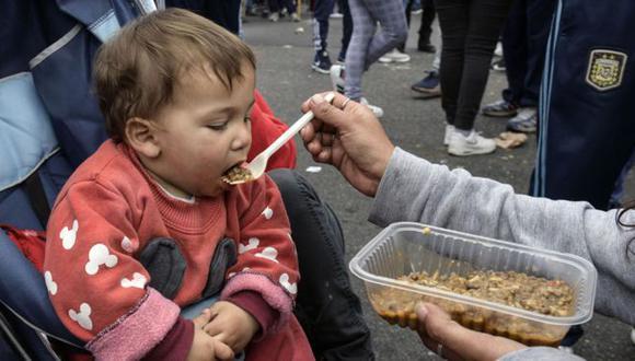Unicef advirtió que casi la mitad de los niños argentinos son pobres. (Foto: Getty Images)