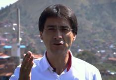 Cusco: Gobernador regional denunció que su hijo de 12 años fue víctima de estafadores