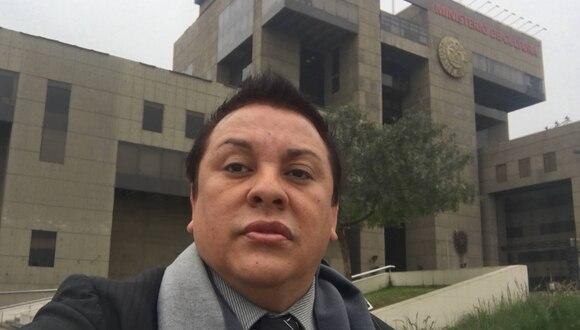 Richard 'Swing' brindó servicios al Ministerio de Cultura durante varias gestiones (Foto: Facebook Ricardo Cisneros)