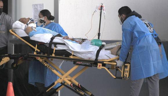 Coronavirus en México | Últimas noticias | Último minuto: reporte de infectados y muertos hoy, viernes 09 de julio del 2021 | Covid-19. (Foto: EFE/Luis Torres).
