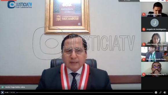 Poder Judicial rechazó un recurso de excepción presentado por el exmagistrado del JNE, Baldomero Elías Ayvar Carrasco, para archivar proceso en su contra.