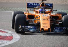 Fórmula 1: McLaren enciende por primera vez su nuevo motor Renault | VIDEO