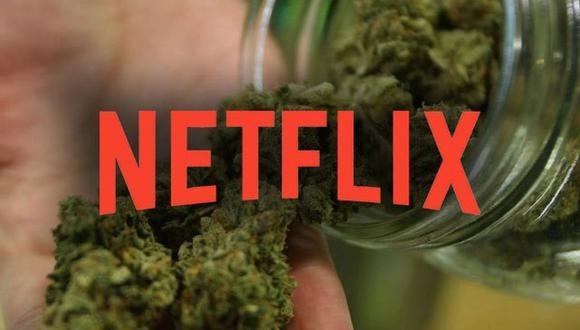 Netflix es hogar de producciones que abordan la temática de la marihuana desde distintas perspectivas (Foto: Netflix)