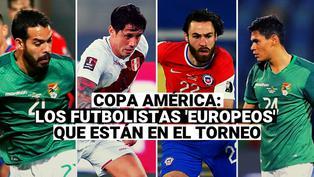 Con Gianluca Lapadula: los cuatro futbolistas que nacieron en Europa y jugarán la Copa América
