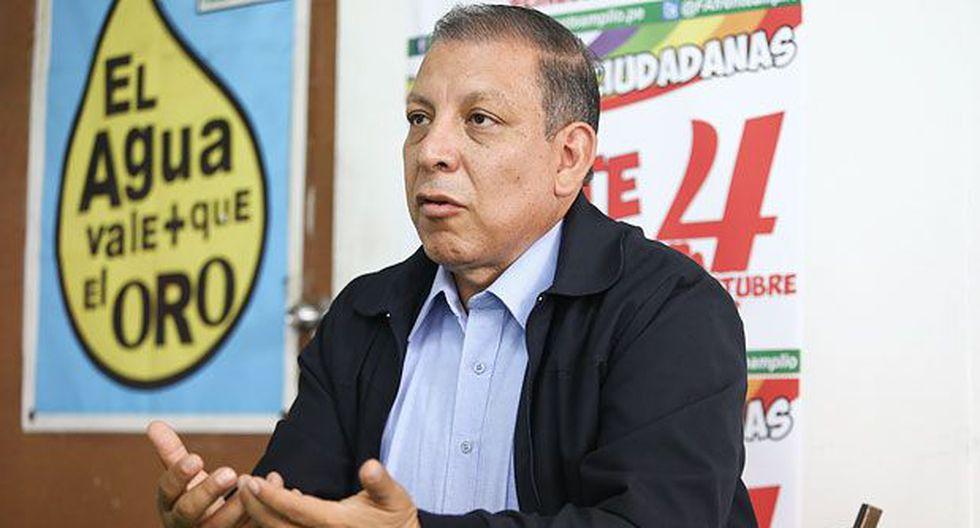"""Arana: """"No impulsaremos proyectos mineros que dividan al país"""""""