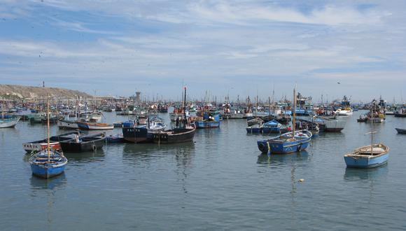 La cuota de pesca era de 2.1 millones de toneladas. (Foto: GEC)
