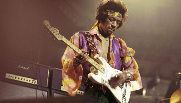 Un día como hoy, 18 de septiembre de 1970, el famoso guitarrista Jimi Hendrix falleció por una sobredosis a sus 27 años, pero dejó un legado insuperable. (Foto: ABC)